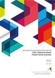 CSAS Brochure