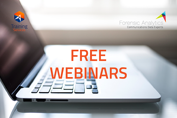 Free webinars for FA clients
