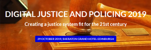 Digital Justice and Policing Scotland 2019