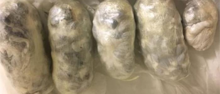 Cocaine seized by Cambridgeshire Police